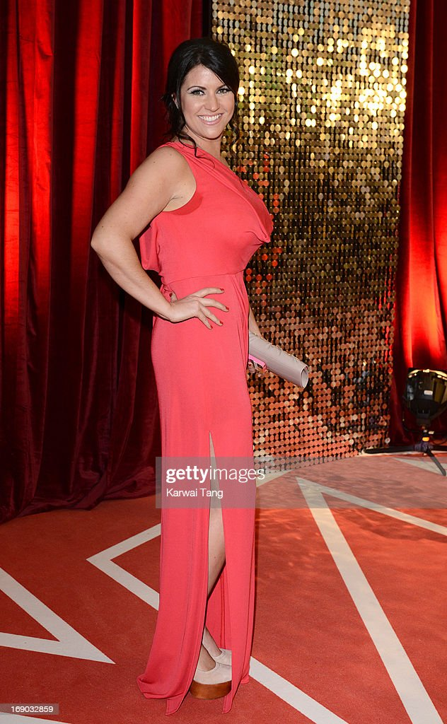Laura Norton attends the British Soap Awards at Media City on May 18, 2013 in Manchester, England.