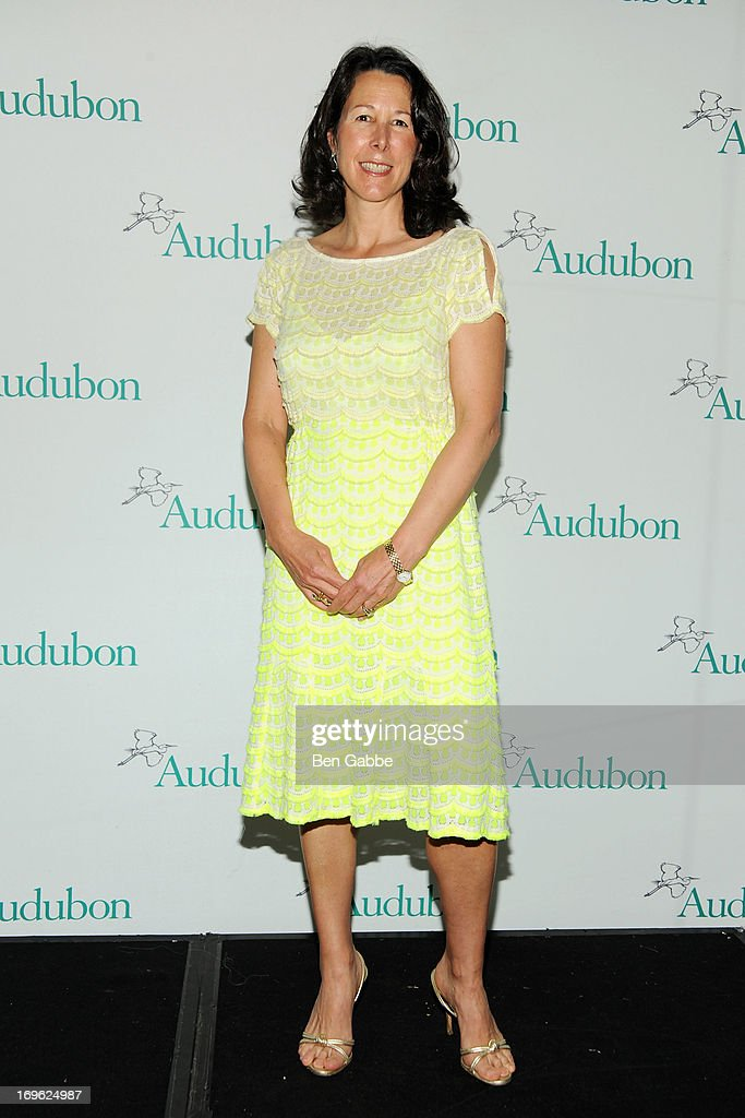 Laura O'Donohue attends The National Audubon Society 10th Anniversary Women in Conservation Luncheon on May 29, 2013 in New York, United States.