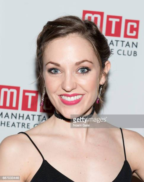 Laura Osnes attends the Manhattan Theatre Club Spring Gala 2017 at Cipriani 42nd Street on May 22 2017 in New York City