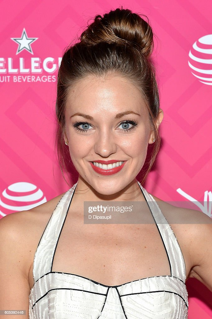 Laura Osnes attends Us Weekly's Most Stylish New Yorkers 2016 at Vandal on September 13, 2016 in New York City.