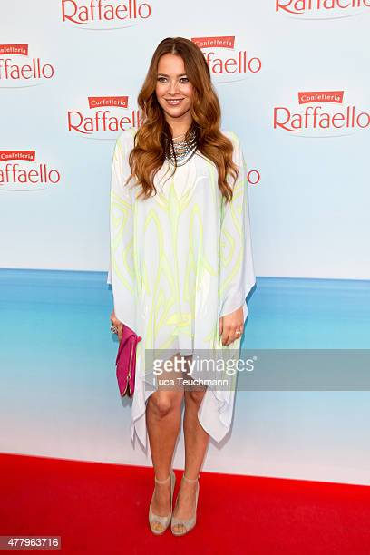 Laura Osswald attends Raffaello Summer Day 2015 on June 20 2015 in Berlin Germany