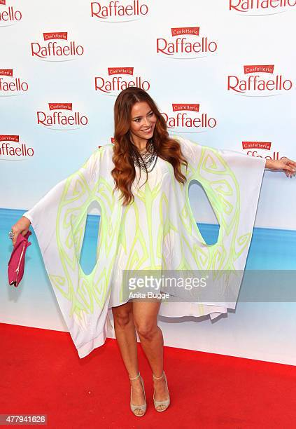 Laura Osswald attends the Raffaello Summer Day 2015 to celebrate the 25th anniversary of Raffaello on June 20 2015 in Berlin Germany