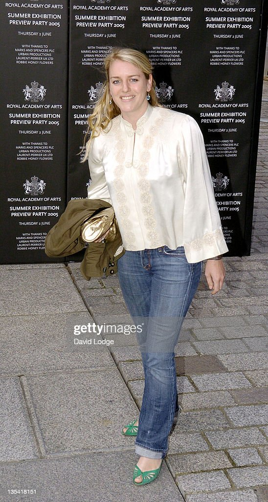 Royal Academy Summer Exhibition 2005 Preview Party - Arrivals