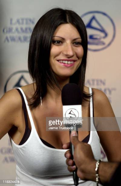 Laura Pausini Stock Photos And Pictures Getty Images