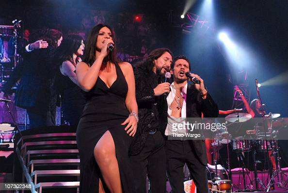 Marco antonio solis stock photos and pictures getty images - Marc anthony madison square garden ...