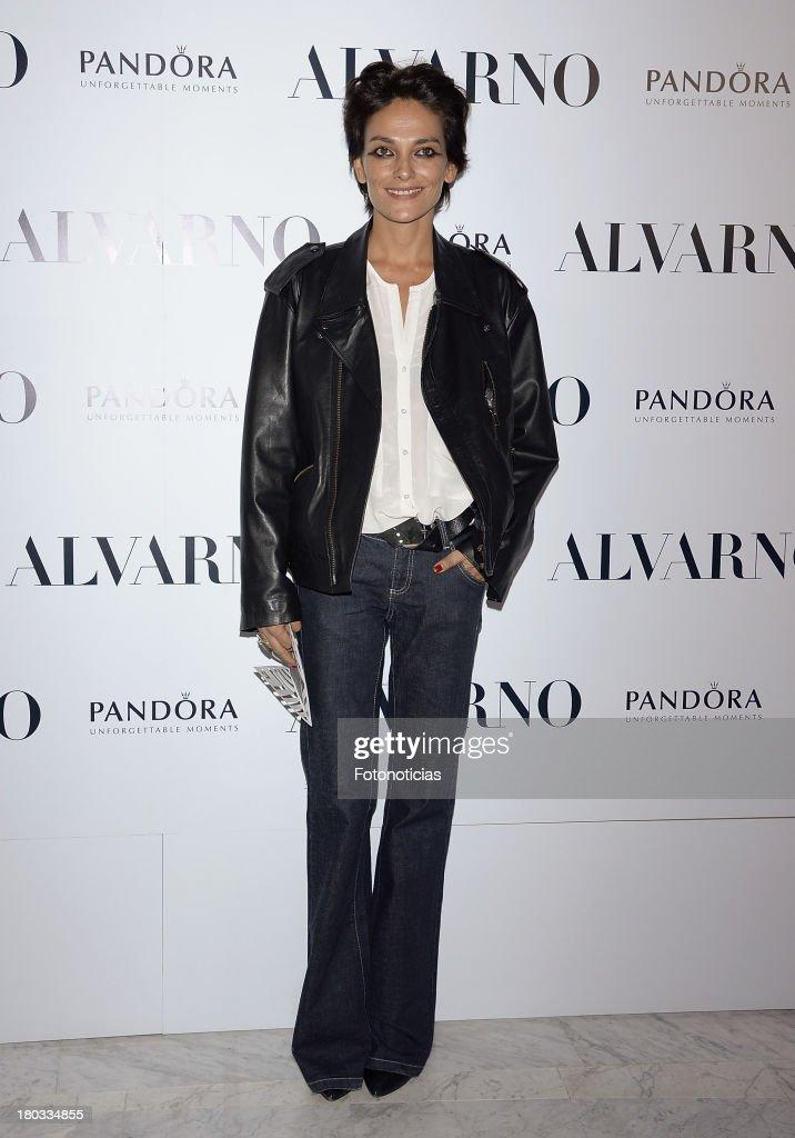Celebrities Attend Alvarno Fashion Show