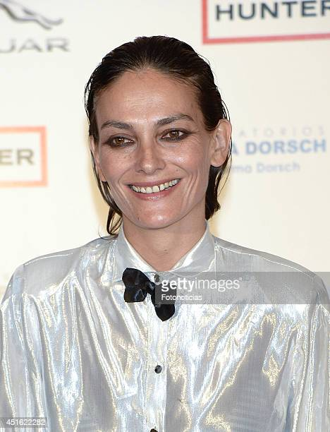 Laura Ponte attends the 'Corazon Solidario' 2014 awards ceremony at Miguel Angel Hotel on July 2 2014 in Madrid Spain