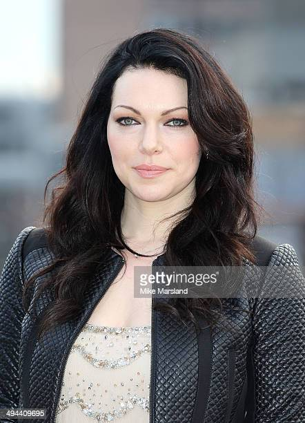 Laura Prepon attends a photocall to launch season 2 of Netflix exclusive series 'Orange Is The New Black' on May 29 2014 in London England