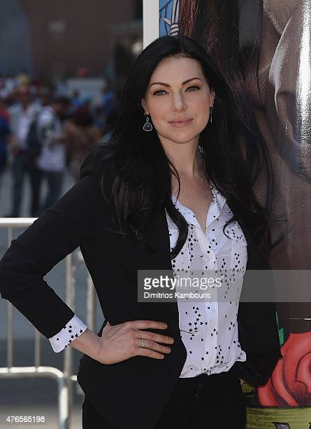 Laura Prepon attends the 'Orange Is The New Black' Times Square Takeoverat Times Square on June 10 2015 in New York City