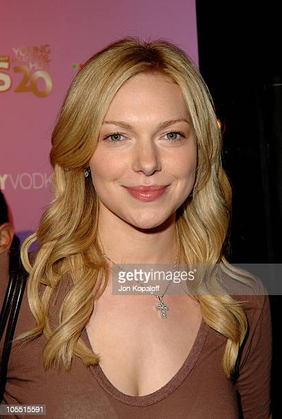Laura Prepon during US Weekly's Young Hollywood Hot 20 September 16 2005 at LAX in Hollywood California United States