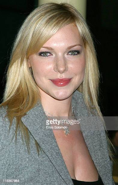 Laura Prepon during 'Vlad' Los Angeles Premiere Arrivals at The ArcLight in Los Angeles California United States