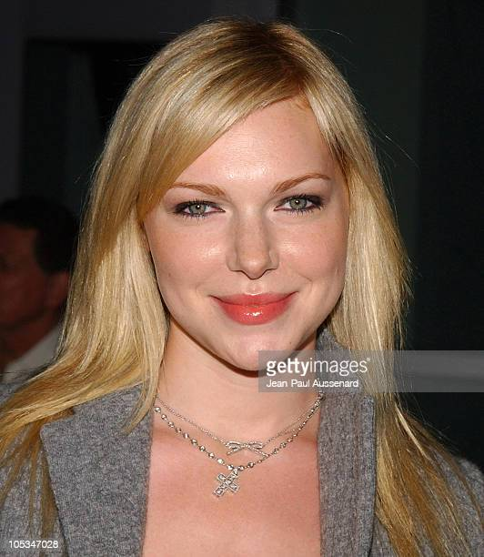 Laura Prepon during 'VLAD' Los Angeles Premiere Arrivals at The ArcLight in Hollywood California United States