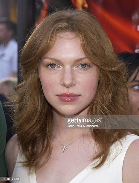 Laura Prepon during 'XXX' Premiere in Los Angeles at Mann's Village in Westwood California United States