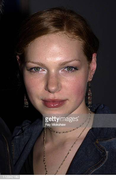 Laura Prepon from 'That 70's Show' during Danny Masterson's St Patricks Day Party at GQ Lounge at GQ Lounge at Sunset Room in Hollywood California...