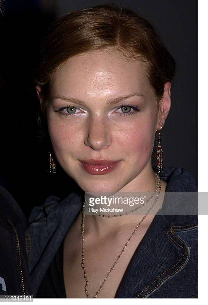 Laura Prepon from ' That 70's Show' during Danny Masterson's St Patricks Day Party at GQ Lounge at GQ Lounge at Sunset Room in Hollywood California...