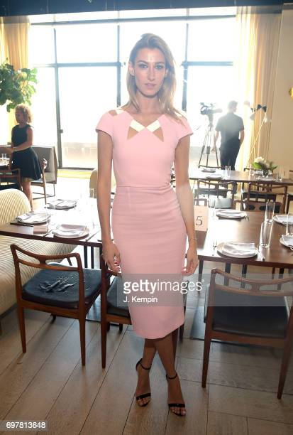 Laura Remington Platt attends the VIP Lunch In Honor Of Travelzoo at Spring Place on June 19 2017 in New York City Travelzoo is the only publicly...