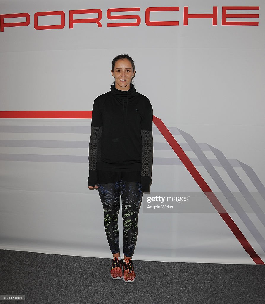 <a gi-track='captionPersonalityLinkClicked' href=/galleries/search?phrase=Laura+Robson&family=editorial&specificpeople=5421044 ng-click='$event.stopPropagation()'>Laura Robson</a> attends the Maria Sharapova and Friends event presented By Porsche on December 12, 2015 in Los Angeles, California.