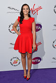 Laura Robson attends the WTA PreWimbledon Party at Kensington Roof Gardens on June 25 2015 in London England