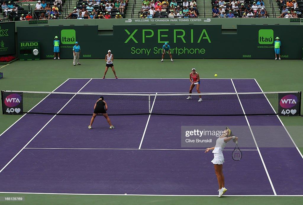2013 Sony Open Tennis - Day 14