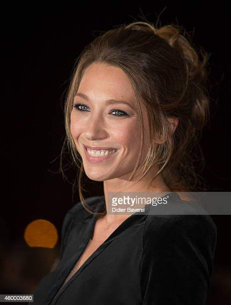 Laura Smet attends the jury photocall red carpet during the opening ceremony of the 14th Marrakech International Film Festival on December 5 2014 in...