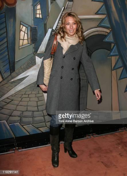 Laura Smet during 'La Mome' Paris Premiere Arrivals at UGC Normandy in Paris France