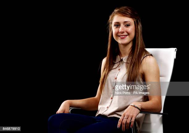 Laura Trott during the photocall at the Crowne Plaza in Manchester PRESS ASSOCIATION Photo Picture date Monday January 30 2012 Laura Trott admits she...
