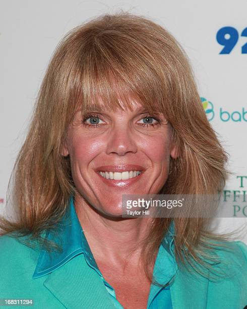Laura Turner Seydel of The Turner Foundation attends the Mom Social Event at the 92Y Tribeca on May 8 2013 in New York City