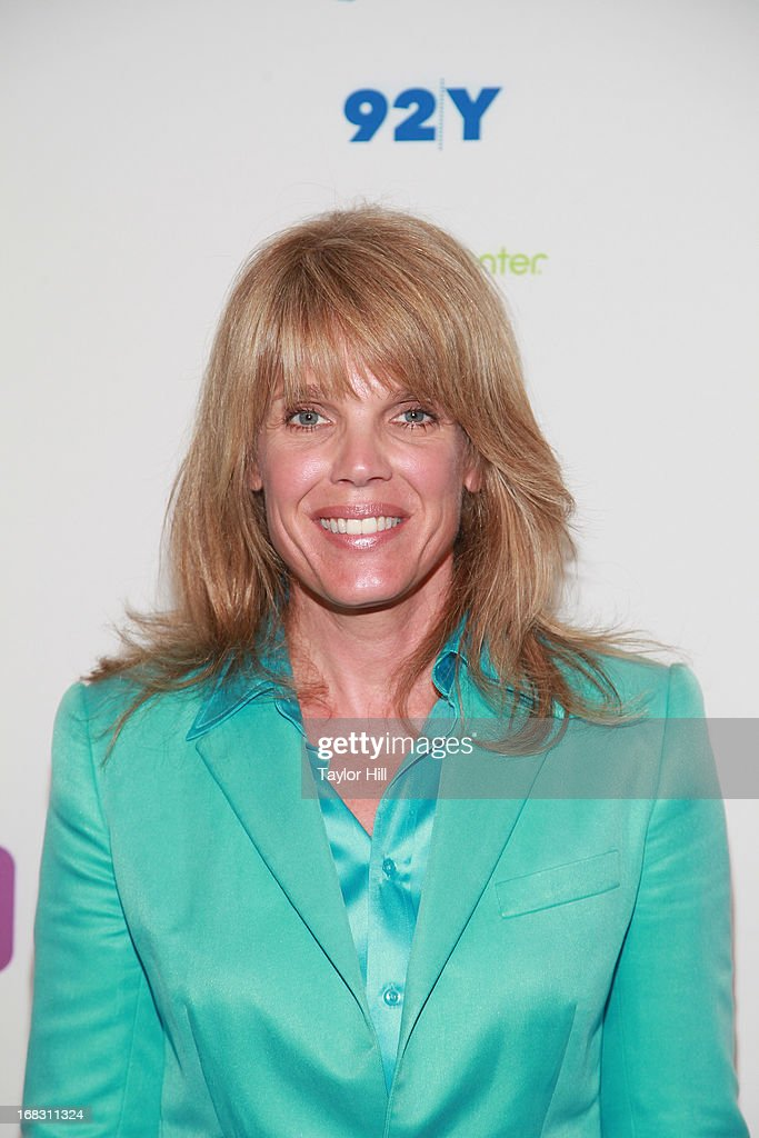Laura Turner Seydel of Turner Foundation attends the Mom + Social Event at the 92Y Tribeca on May 8, 2013 in New York City.