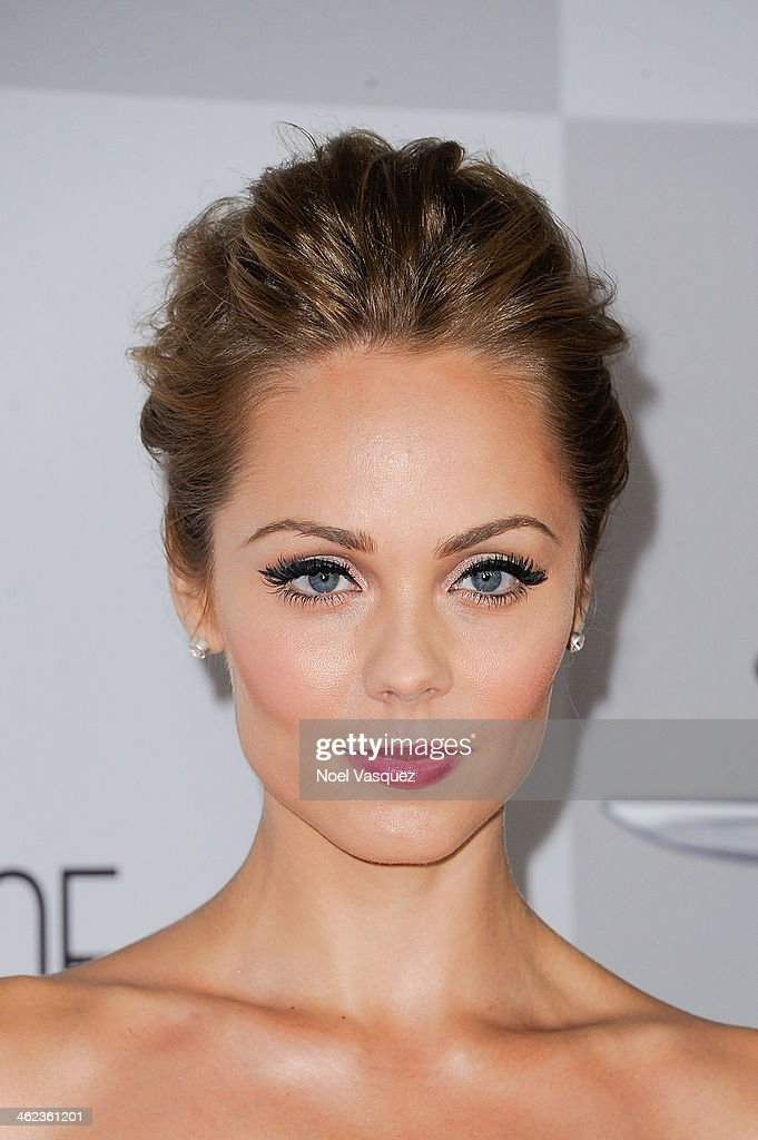 <a gi-track='captionPersonalityLinkClicked' href=/galleries/search?phrase=Laura+Vandervoort&family=editorial&specificpeople=4436690 ng-click='$event.stopPropagation()'>Laura Vandervoort</a> attends NBC Universal's 71st Annual Golden Globe Awards After Party at The Beverly Hilton Hotel on January 12, 2014 in Beverly Hills, California.