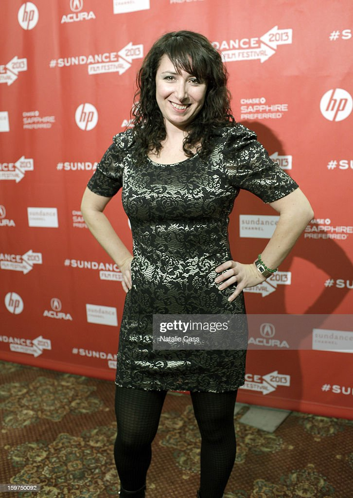 Laura Wagner attends the 'It Felt Like Love' premiere at Yarrow Hotel Theater during the 2013 Sundance Film Festival on January 19, 2013 in Park City, Utah.