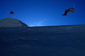 Laura Wallner of Austria competes in the FIS Freestyle Ski World Cup Slopestyle Qualification during the Winter Games NZ at Cardrona Alpine Resort on...