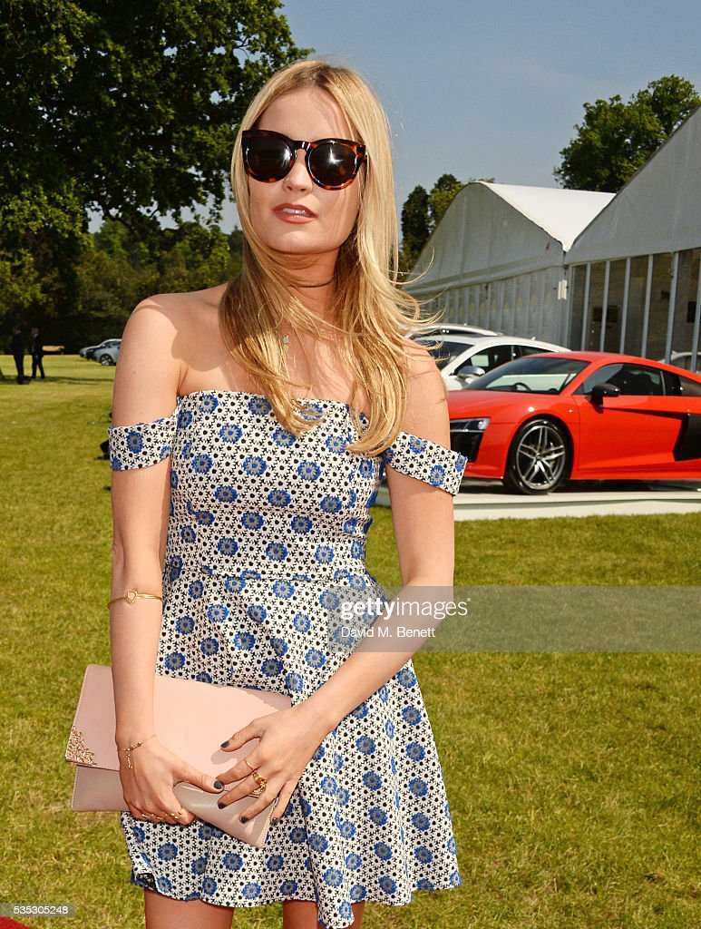 <a gi-track='captionPersonalityLinkClicked' href=/galleries/search?phrase=Laura+Whitmore&family=editorial&specificpeople=5599316 ng-click='$event.stopPropagation()'>Laura Whitmore</a> attends day two of the Audi Polo Challenge at Coworth Park on May 29, 2016 in London, England.