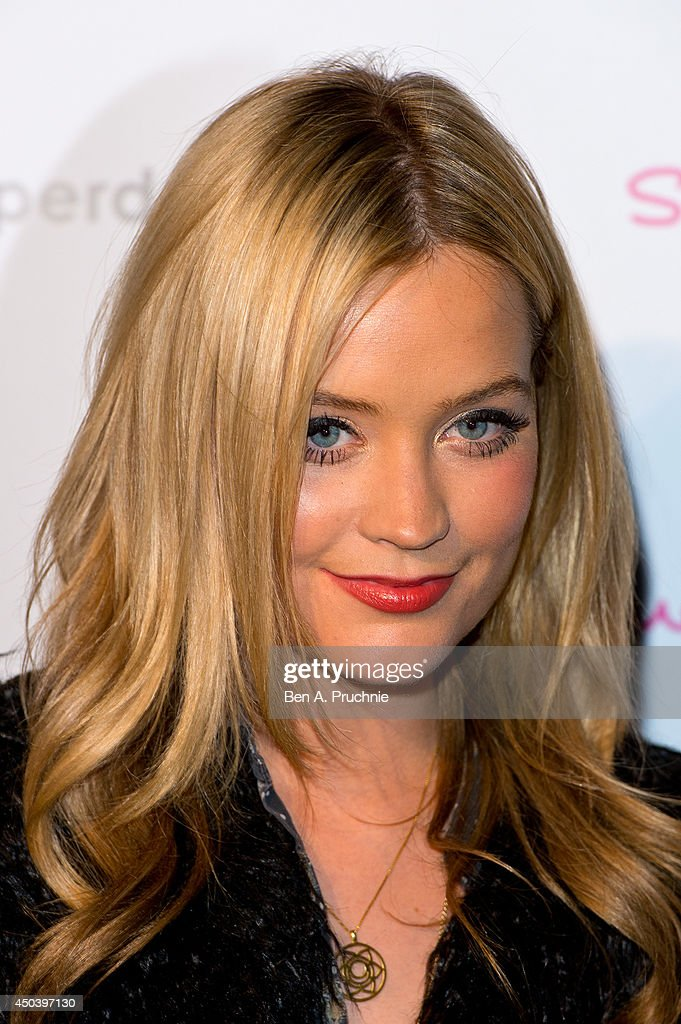 <a gi-track='captionPersonalityLinkClicked' href=/galleries/search?phrase=Laura+Whitmore&family=editorial&specificpeople=5599316 ng-click='$event.stopPropagation()'>Laura Whitmore</a> attends Superdrug's 50th anniversary party at The Bankside Vaults on June 10, 2014 in London, England.