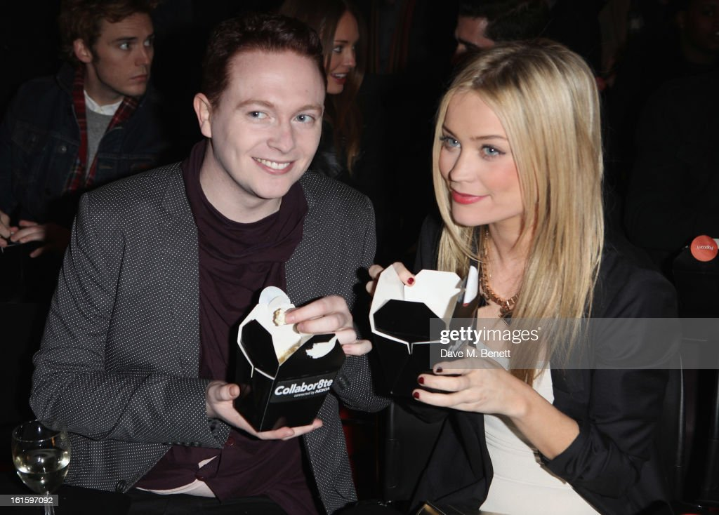 <a gi-track='captionPersonalityLinkClicked' href=/galleries/search?phrase=Laura+Whitmore&family=editorial&specificpeople=5599316 ng-click='$event.stopPropagation()'>Laura Whitmore</a> attends the Collabor8te Connected by NOKIA Premiere at Regent Street Cinema on February 12, 2013 in London, England.