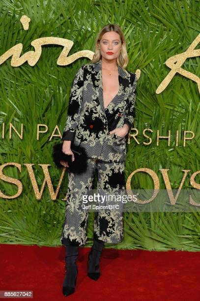 Laura Whitmore attends The Fashion Awards 2017 in partnership with Swarovski at Royal Albert Hall on December 4 2017 in London England