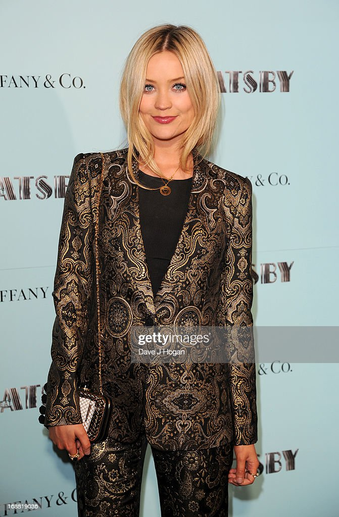 Laura Whitmore attends The Great Gatsby Special Screening at Cineworld Haymarket on May 15, 2013 in London, England.