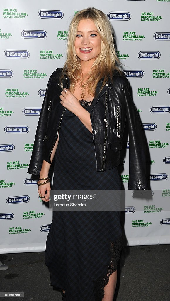 <a gi-track='captionPersonalityLinkClicked' href=/galleries/search?phrase=Laura+Whitmore&family=editorial&specificpeople=5599316 ng-click='$event.stopPropagation()'>Laura Whitmore</a> attends the Macmillan De'Longhi Art auction 2013 at Royal Academy of Arts on September 23, 2013 in London, England.