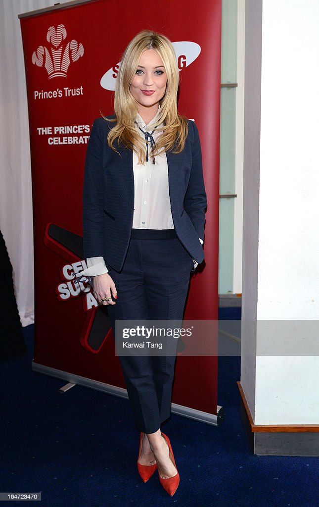 Laura Whitmore attends the Prince's Trust Celebrate Success Awards at Odeon Leicester Square on March 26, 2013 in London, England.