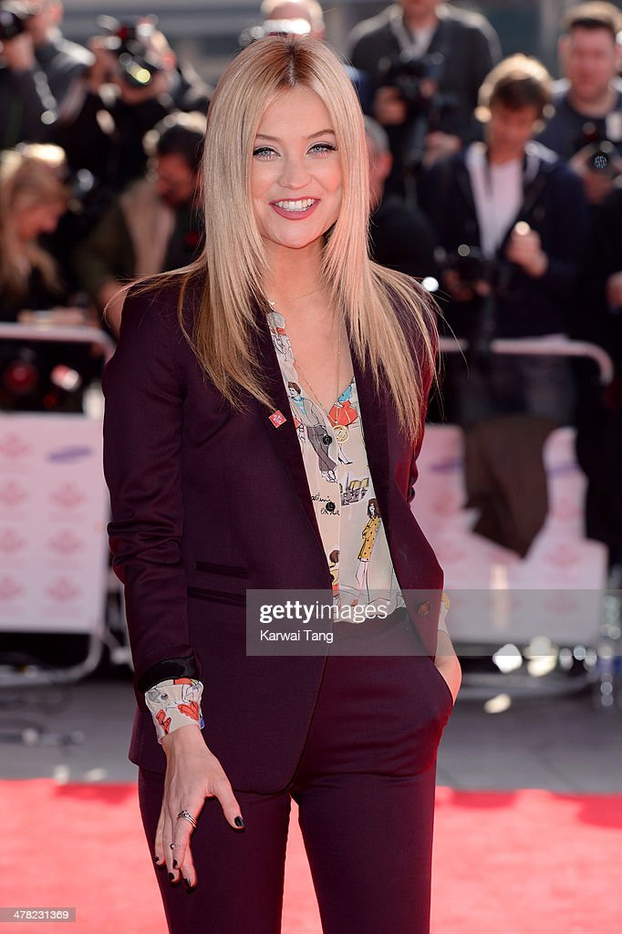 <a gi-track='captionPersonalityLinkClicked' href=/galleries/search?phrase=Laura+Whitmore&family=editorial&specificpeople=5599316 ng-click='$event.stopPropagation()'>Laura Whitmore</a> attends the Prince's Trust & Samsung Celebrate Success awards at Odeon Leicester Square on March 12, 2014 in London, England.