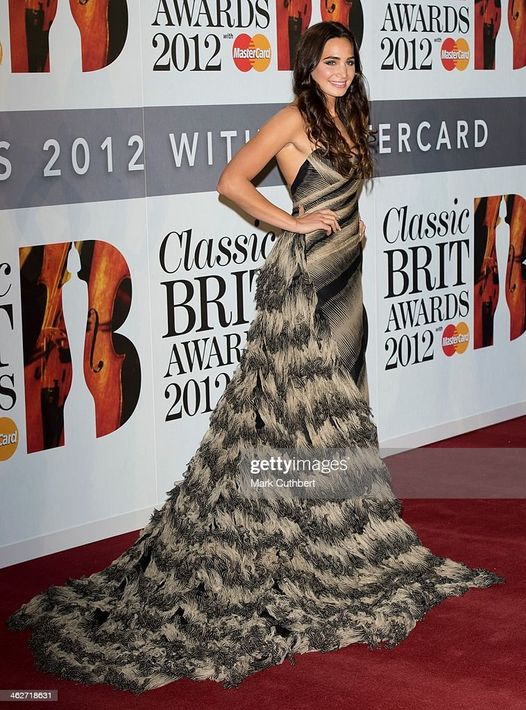 <a gi-track='captionPersonalityLinkClicked' href=/galleries/search?phrase=Laura+Wright+-+Singer&family=editorial&specificpeople=15063715 ng-click='$event.stopPropagation()'>Laura Wright</a> attends the Classic Brit Awards 2012 at Royal Albert Hall on October 2, 2012 in London, United Kingdom.