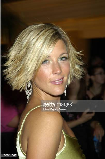 Laura Wright during 31st Annual Daytime Emmy Awards PreTelecast Reception at The Sheraton in New York City New York United States