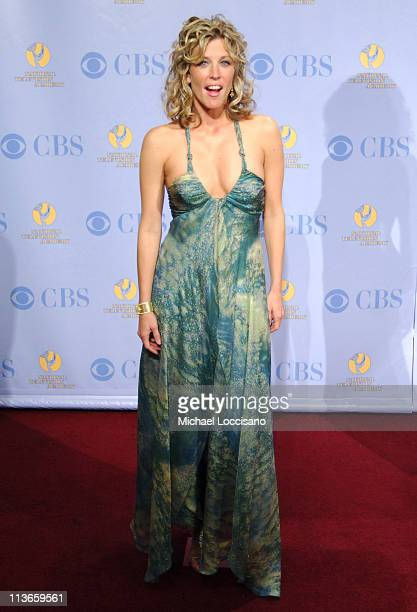 Laura Wright during 32nd Annual Daytime Emmy Awards Press Room at Radio City Music Hall in New York City New York United States