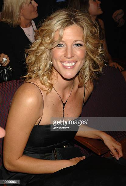 Laura Wright during 33rd Annual Daytime Emmy Awards Backstage and Audience at Kodak Theater in Hollywood California United States