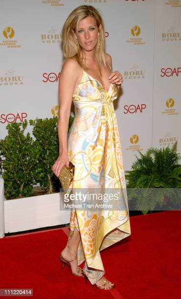Laura Wright during SOAPnet National TV Academy Annual Daytime Emmy Awards Nominee Party Arrivals at Hollywood Roosevelt Hotel in Hollywood...