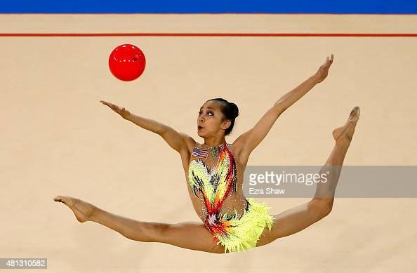 Toronto Pan Am Games Gymnastics