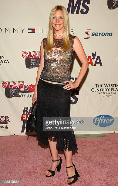 Lauralee Bell during 11th Annual Race To Erase MS Gala Arrivals at The Westin Century Plaza Hotel in Los Angeles California United States