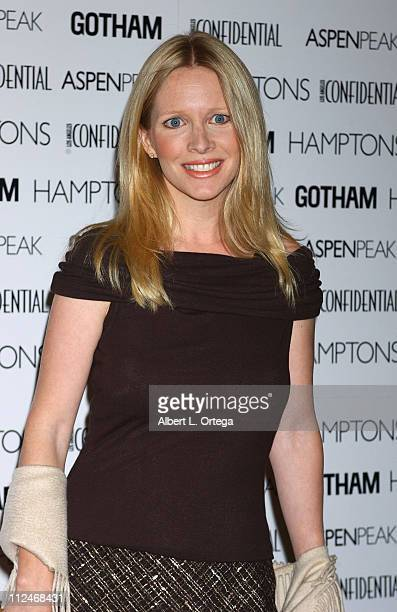 Lauralee Bell during 2rd Annual 'Hollywood Bag Ladies' Lupus Luncheon Presented by LA Confidential Gotham Magazines at Beverly Hills Hotel in Beverly...