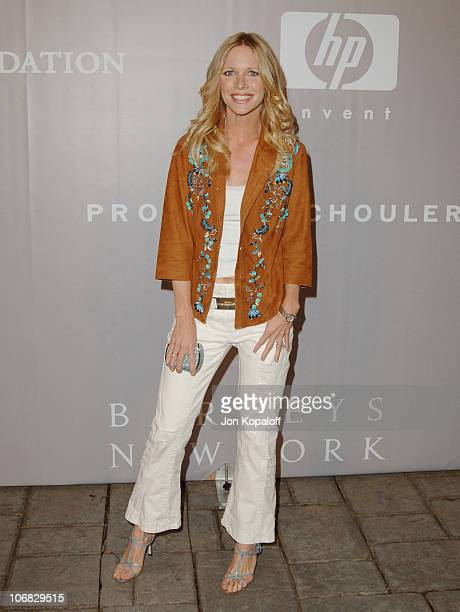 Lauralee Bell during Barneys New York Hosts Proenza Schouler Fashion Show to Benefit the Rape Foundation CoSponsored by HewlettPackard Arrivals at...