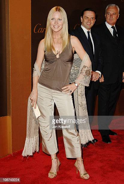Lauralee Bell during Cartier Celebrates 25 Years in Beverly Hills in Honor of Project ALS at Cartier Store in Beverly Hills California United States