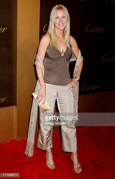 Lauralee Bell during Cartier Celebrates 25 Years in Beverly Hills in Honor of Project ALS Arrivals at Cartier in Beverly Hills California United...